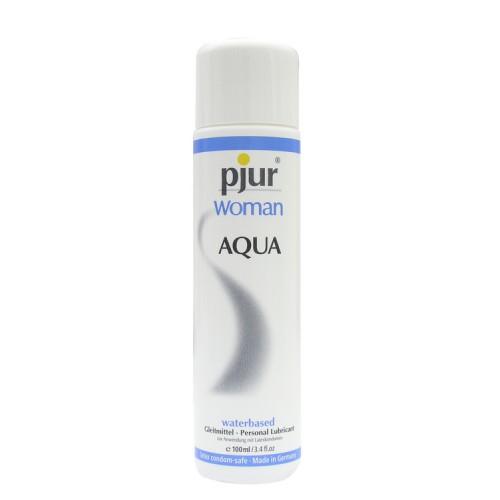 Pjur Woman - Aqua, vannbasert glide 100ml