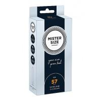 Mister Size – 57mm – 10stk Tynne Kondomer