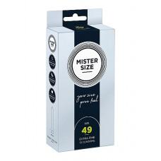 Mister Size – 49mm – 10stk Tynne Kondomer