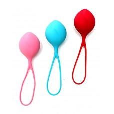 Satisfyer - Loveballs - Vaginakuler - 3stk