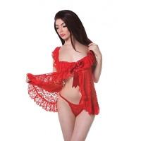 DE Namour -  Rød babydoll