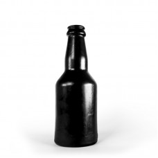 ZiZi XXX - Flaske dildo - Sort