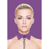 Ouch! Exclusive Collar & Leash Lilla