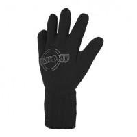 Fukuoku Five Finger - Vibrerende Massasjehanske Venstre M/L Sort