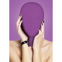 Ouch! - Spandex maske, full face Lilla