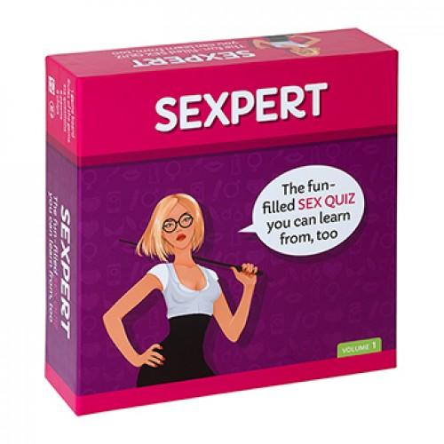 Sexpert - Quizspill