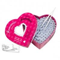 Romantic heart - hjerte spill rosa