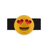 Emogag - hjerteøyne emoji gag