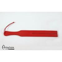 Avalon - Rød Lang todelt paddle