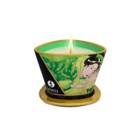 Shunga Zenitude - Massasjelys Grønn 170 ml
