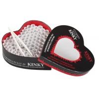 Kinky heart - hjerte spill sort