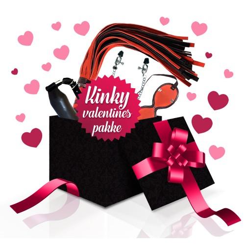 Valentines - Kinky Pakke med Avalon