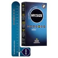 My.Size 60mm, 10 stk kondomer