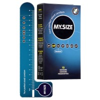 My.Size 49mm, 10 stk kondomer