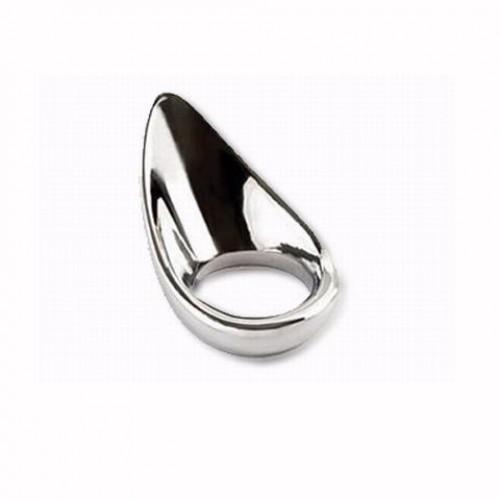 BQS - Tear Drop Steel Ring