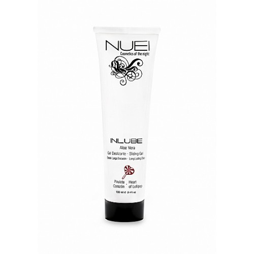 NUEI - Inlube - Vannbasert Glidemiddel med Smak - Lollipop