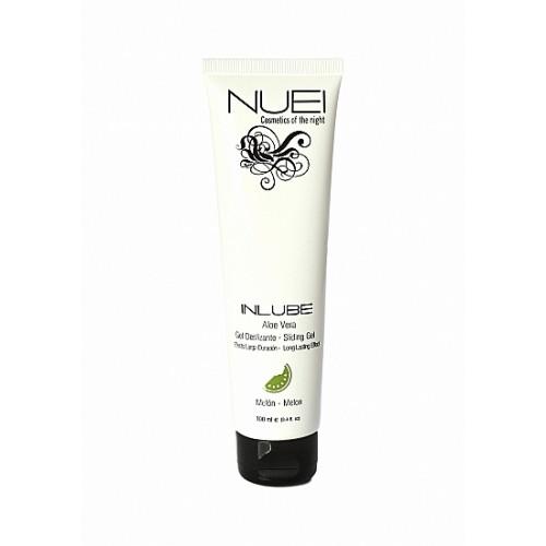 NUEI - Inlube - Vannbasert Glidemiddel med Smak - Melon